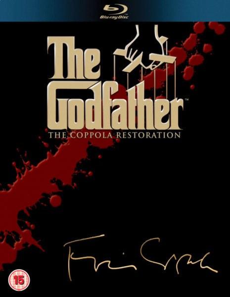 Trilogie Le Parrain : Restauration Coppola Blu-ray (sans VF)