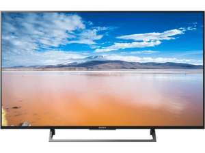 "TV 55"" Sony KD-55XE8096 - 4K UHD, LED, smart TV (frontaliers Belgique)"