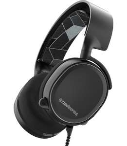 Casque audio 7.1 SteelSeries Arctis 3 - blanc ou noir