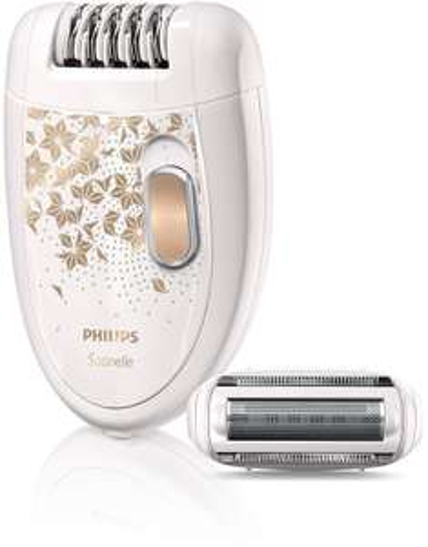 Épilateur électrique Philips Satinelle 2 (HP6423/29)