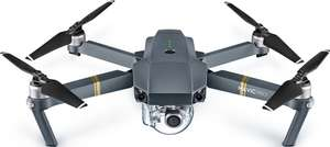Drone quadricoptère DJI Mavic Pro + 365.91€ en SuperPoints (via application mobile)