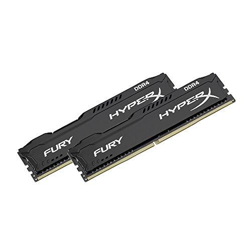 """Kit m""""moire DDR4 HyperX 8 Go (2x4Go) - 2666MHz, 1.2V, 288-pin, CL15"""