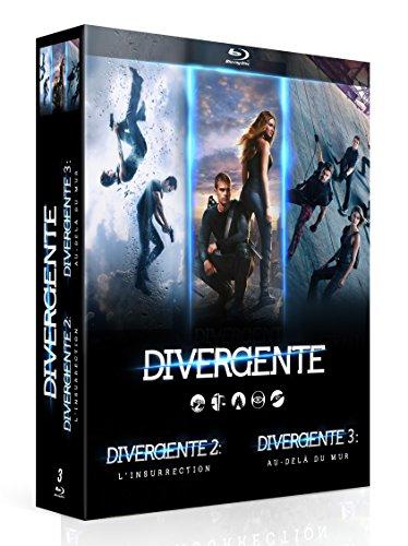 Blu-ray Divergente Coffret intégrale