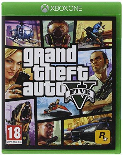 GTA V sur Xbox One