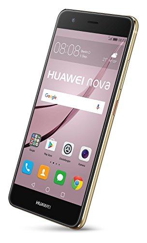 "Smartphone 5"" Huawei Nova Or - Full HD, Snapdragon 625, RAM 3 Go, ROM 32 Go, Double SIM"