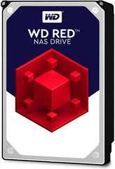 "Disque dur interne 3.5"" WD RED WD40EFRX - 4 TO (Frontaliers Suisse)"