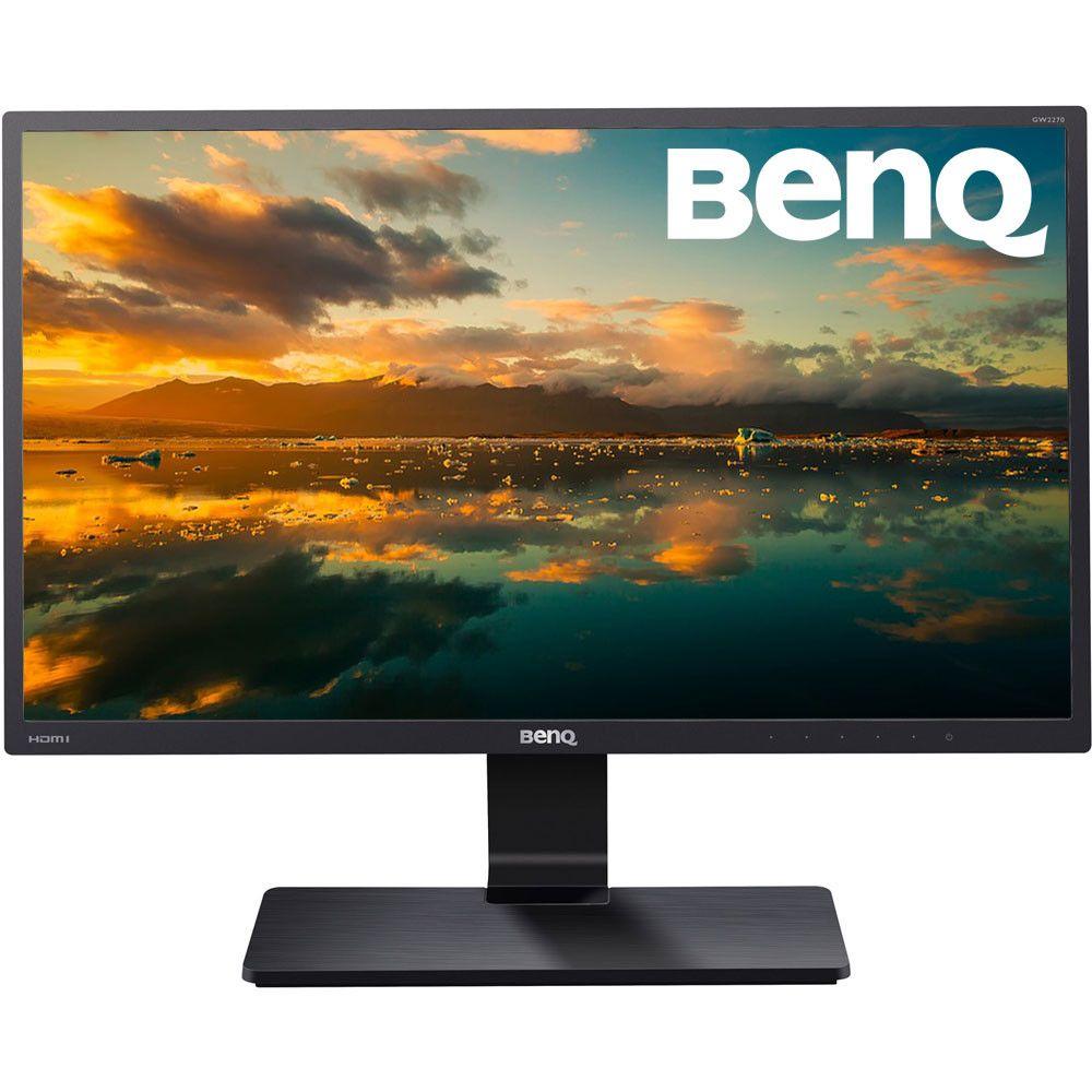 "Ecran PC 21.5"" - BenQ MVA LED - Full HD - 5 ms - HDMI (x2) / VGA"