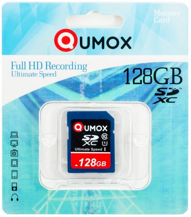 Carte mémoire SDXC 128Go Class 10 UHS-I Grade 1