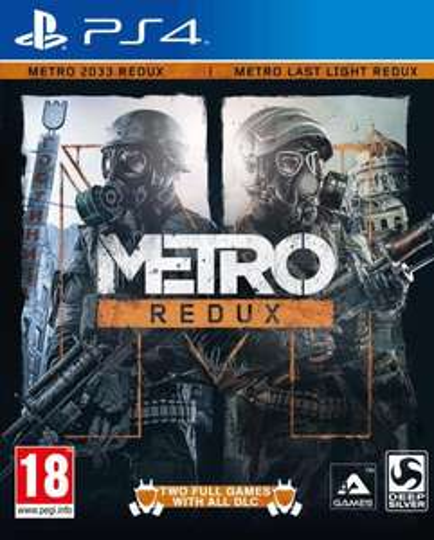 Metro Redux sur PS4 et Xbox One