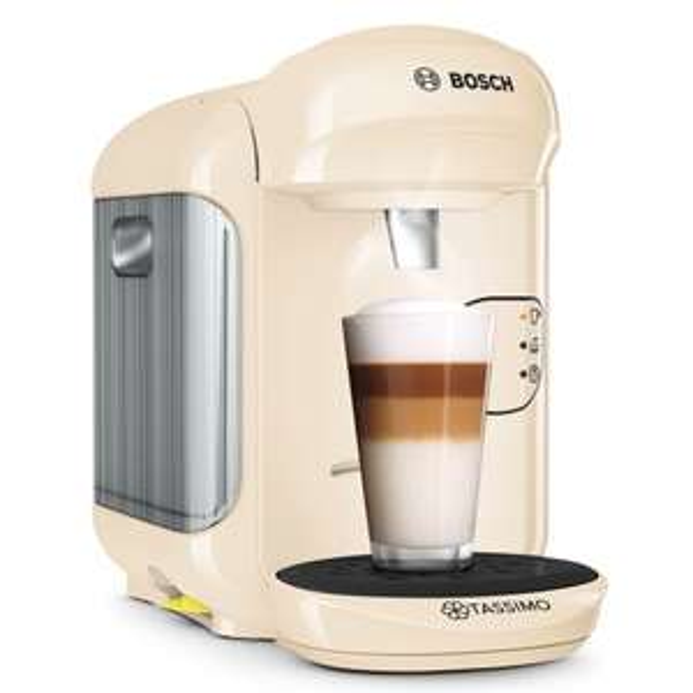 Cafetière à dosette Bosch Tassimo Vivy 2 TAS1407 - crème
