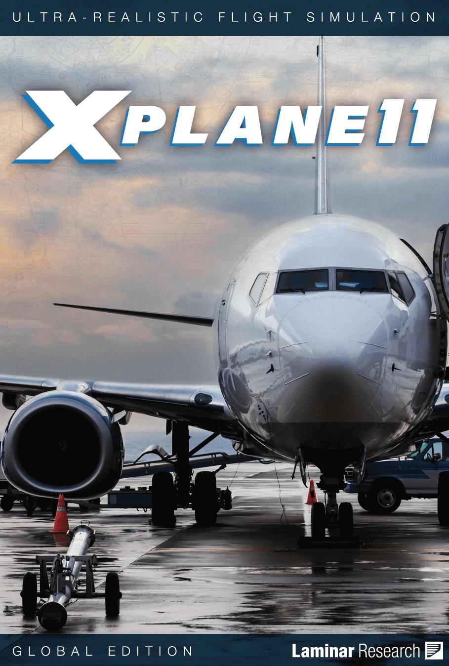 X-Plane 11 sur PC (dématérialisé)