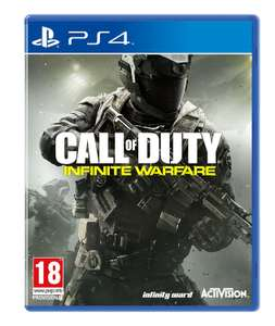 Call of Duty: Infinite Warfare sur PS4 et Xbox One au Cora Sainte-Marguerite (88) / Wittenheim (68) / Haguenau (67)