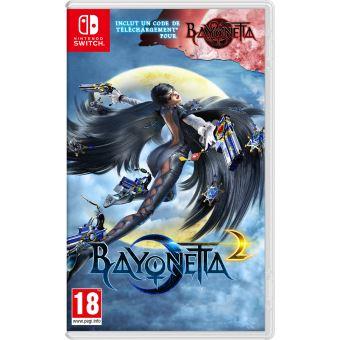 [Précommande - Adhérents ] Bayonetta 2 sur Nintendo Switch + Bayonetta 1 (Dématérialisé) + 10€ en Fidélité
