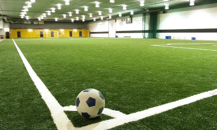 Session d'1h de foot salle en intérieur pour 8 joueurs à 23,92 €  - Centre Foot Power Five (95)
