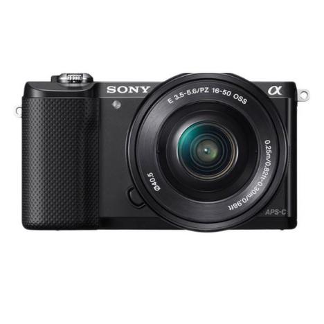 Appareil photo hybride SONY Alpha 5000 + 16-50 mm F3.5-5.6 (via 199.5€ sur la carte)