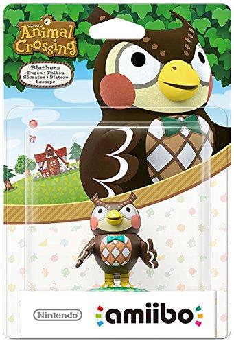 [Membres Prime] Figurine Nintendo Amiibo Animal Crossing : Thibou