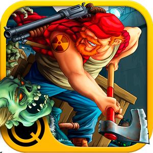 Jeu Zombie Raid: Survival (Full) gratuit sur Android (au lieu de 0,99€)