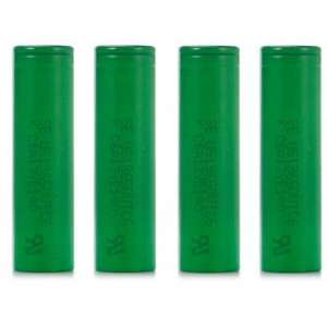 Pack de 4 accus 18650 Sony VTC6 - 3120mAh