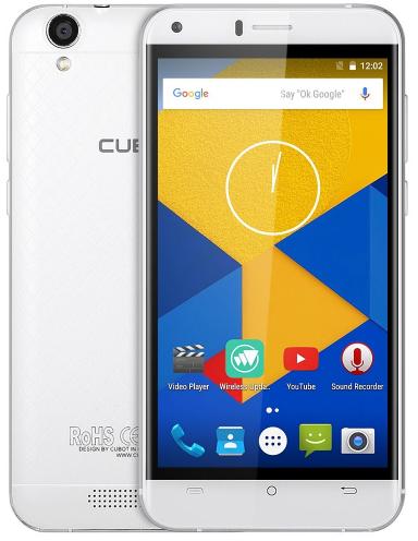 "Smartphone 5.0"" Cubot Manito - 4 G de Ram, 16 Go"