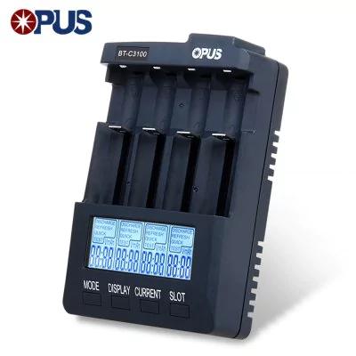 Chargeur de piles Opus BT C3100 (V2.2) - Entrepôt Européen