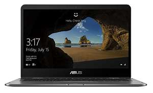 """Ultrabook hybride tactile 14"""" Full HD Asus Zenbook Flip UX461UN-E1035T (Intel Core i7, 8 Go de RAM, SSD 256 Go, Nvidia GeForce MX150 2G, Windows 10)"""