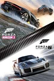 [Gold] Lot Forza Motorsport7 et Forza Horizon3 sur Xbox One et PC (Dématérialisé)