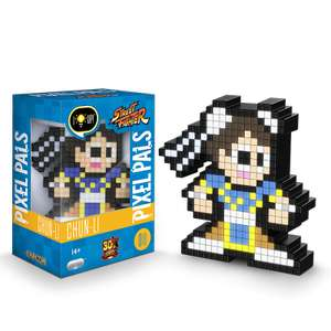 Lampe Street Fighter - Chun-li Pixel Pal