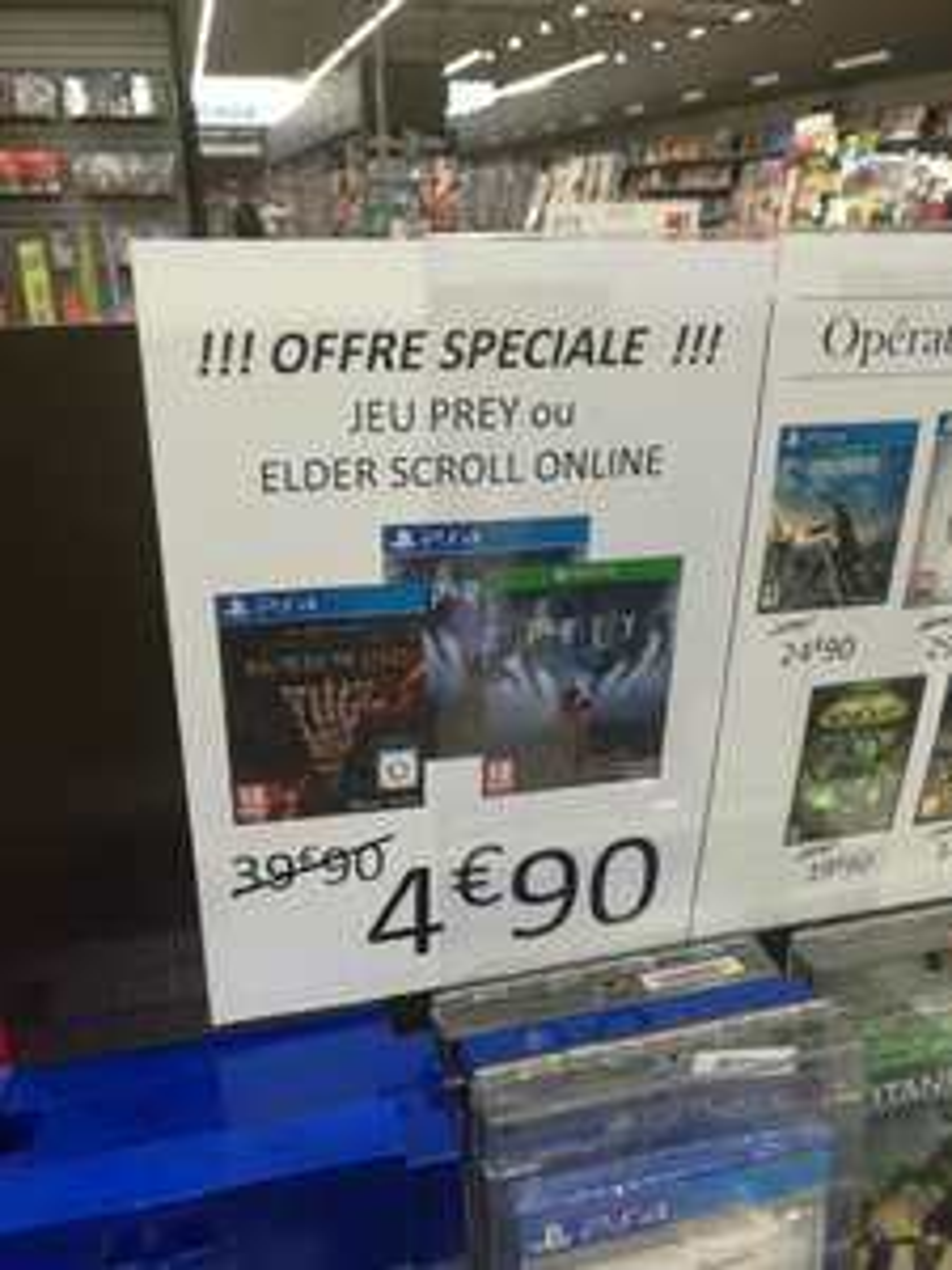 Jeu Prey sur PS4 - Thionville (57)