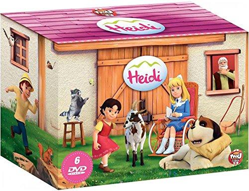 Coffret Heidi - L'intégrale 6 DVD