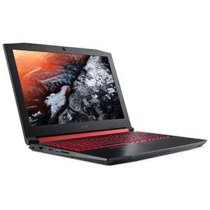 "Pack PC portable 15.6"" full HD Acer Nitro 5 AN515-51-50CD (i5-7300HQ, GTX-1050, 8 Go de RAM, 1 To) (via 100€)"