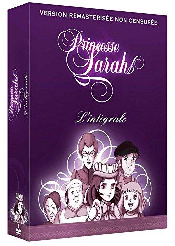 Coffret DVD intégral Princesse Sarah