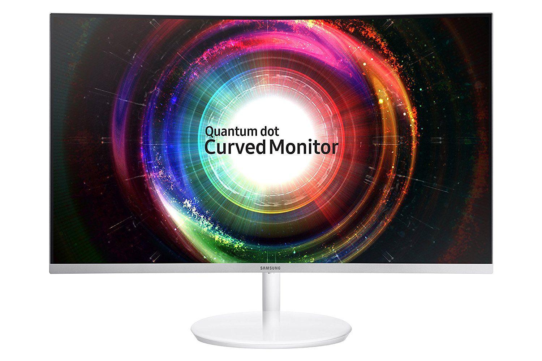 "Écran PC 27"" Samsung C27H711 - Quantum Dot WQHD, 2560 x 1440, 4 ms, FreeSync"