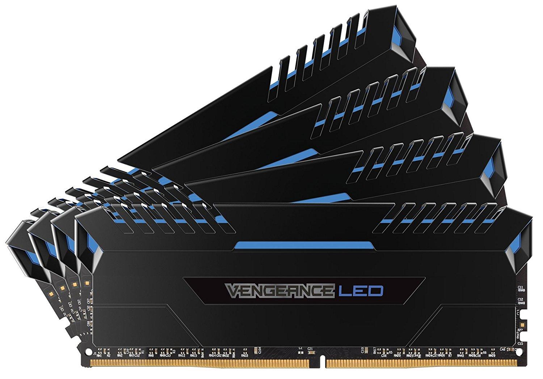 Kit de RAM Corsair Vengeance DDR4-3000 CL15 - 32 Go (4x8)
