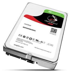 "Disque dur 3,5"" Seagate IronWolf - 8 To NAS"