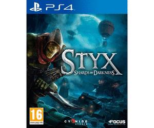 Sélection de jeux vidéo sur PS4 en promotion - Ex : Styx : Shards of Darkness au Auchan Bessoncourt (90)
