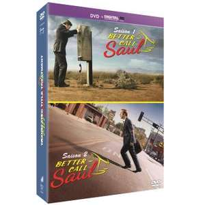 Coffret DVD Better call Saul - Saisons 1+2