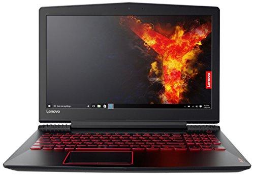 "PC Portable 15.6"" Lenovo Legion Y520-15IKBM - i7 7700HQ, 8 Go de RAM, 1 To + SSD 128 Go, Nvidia GTX1060 6 Go, Windows 10"