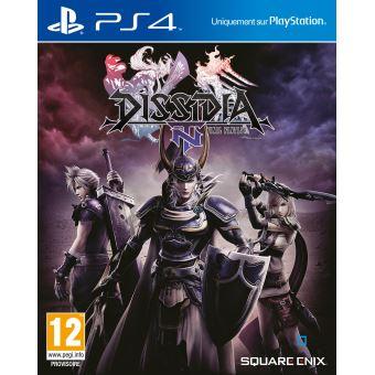[Précommande - Adhérents] Dissidia Final Fantasy NT sur PS4  + 15 € en Chèque Cadeau + 3 cartes