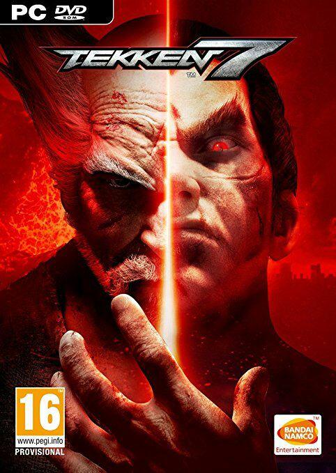 Tekken 7 sur PC - (vendeur tiers)