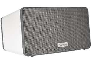 Enceinte Sonos Play3 blanche (Frontaliers Allemagne)