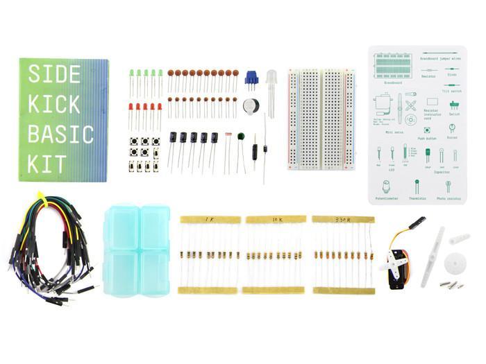 Kit de composant offert dès 85€ d'achat chez Pimoroni