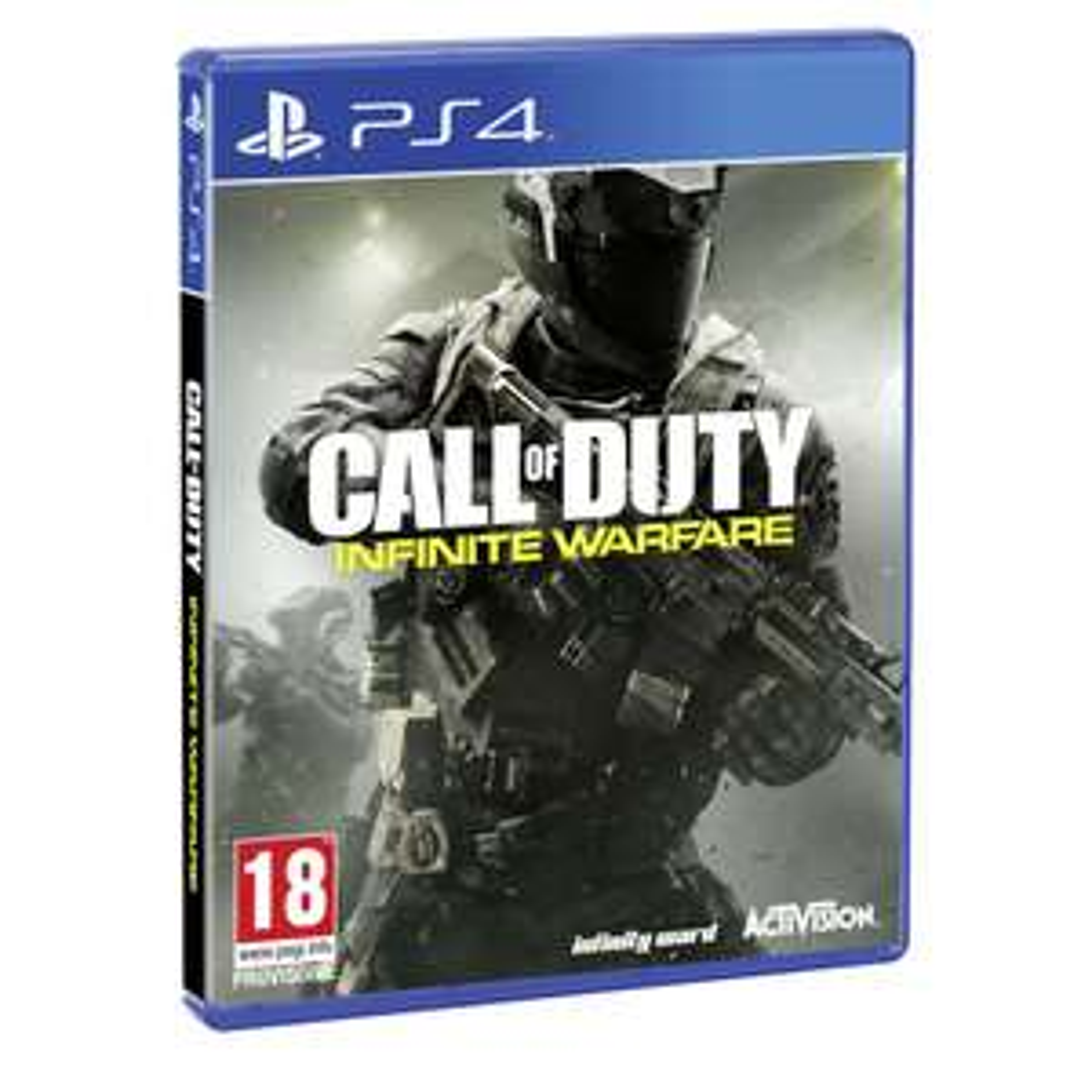 Jeu Call Of Duty Infinite Warfare sur PS4, Xbox One, PC