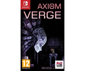 [Adhérents - pré-commande] Axiom Verge sur Switch (+ 10€ sur le compte fidélité)