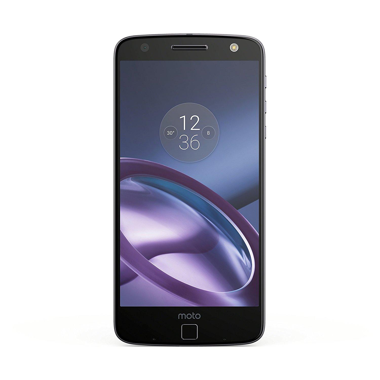 "Smartphone 5.5"" Lenovo Motorola Moto Z Noir, Snapdragon 820, RAM 4Go, 32Go"