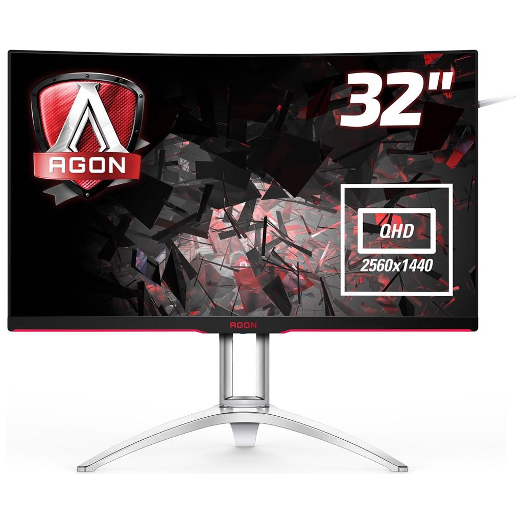 "Écran PC AOC AGON AG322QCX - 32"" - Incurvé - FreeSync"