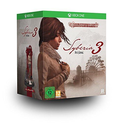 Syberia 3 - Édition Collector sur Xbox One (vendeur tiers)