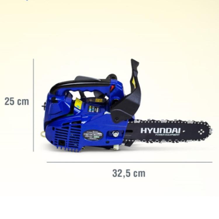 Élagueuse thermique Hyundai HEL252C - 25 cm3, 2000 W