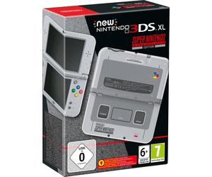 Console de jeu portable Nintendo New 3DS XL SNES Edition chez Digitec (frontaliers Suisse)