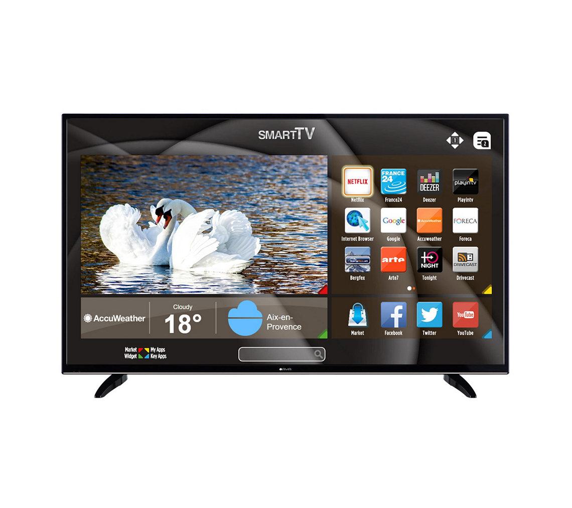 "TV 55"" Aya A55UHD4805 - 4K UHD, LED, smart TV"