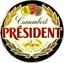 3 camemberts Président à 2,44€ / 3 boites de fromage La Vache Qui Rit (32 portions) à 4,7€